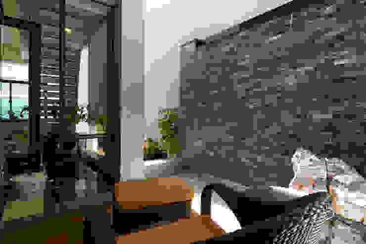 建築設計 台南 薩瓦原墅 根據 黃耀德建築師事務所 Adermark Design Studio 簡約風