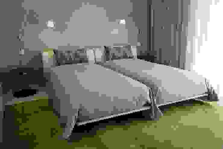 Ci interior decor Modern style bedroom