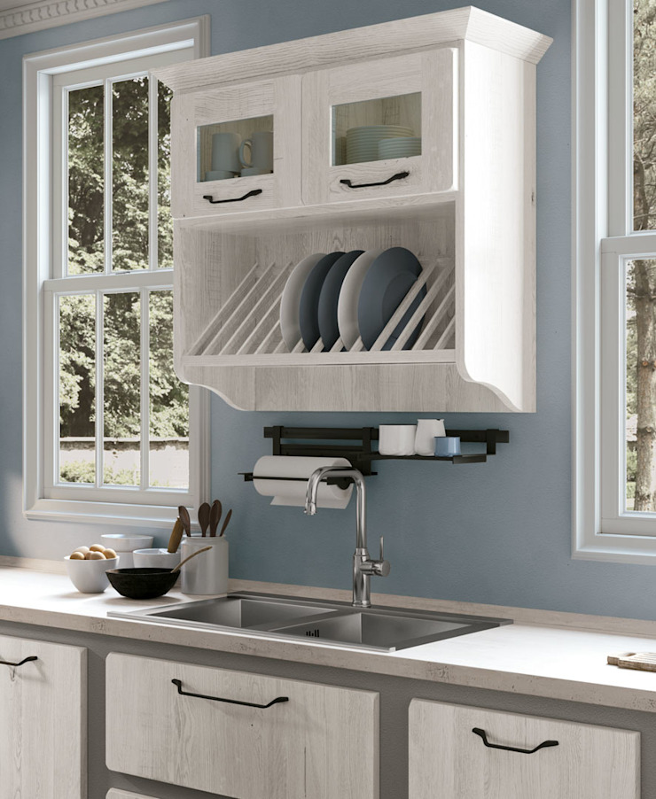 Novo modelo Rebecca-Cucine Lube von Area design interiores ...