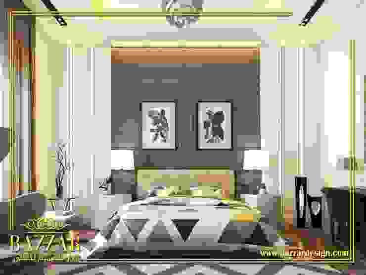 غرف اولاد من Bazzar Design