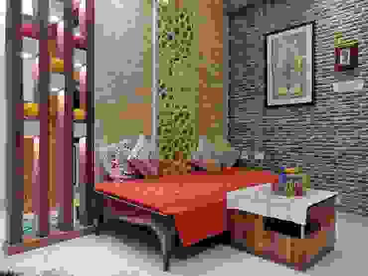 Creazione Interiors Moderne Wohnzimmer