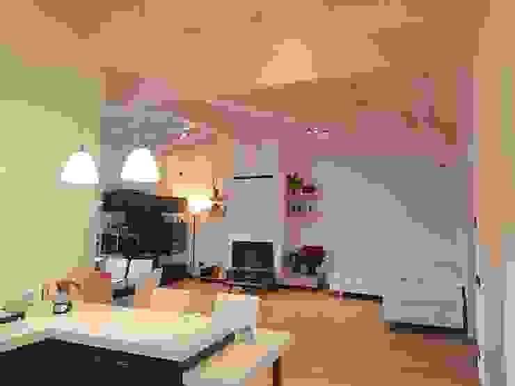 Interni Moderno Interni Case Prefabbricate In Legno.Villa Prefabbricata In Legno Nelle Marche