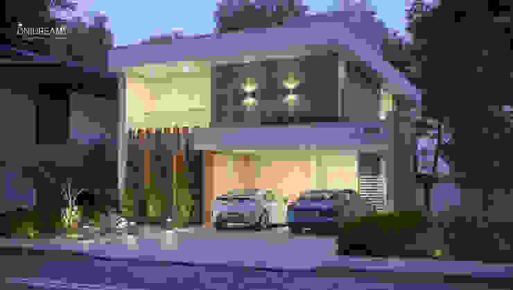 di Danilo Medeiros Arquitetura + Design Moderno Pietra