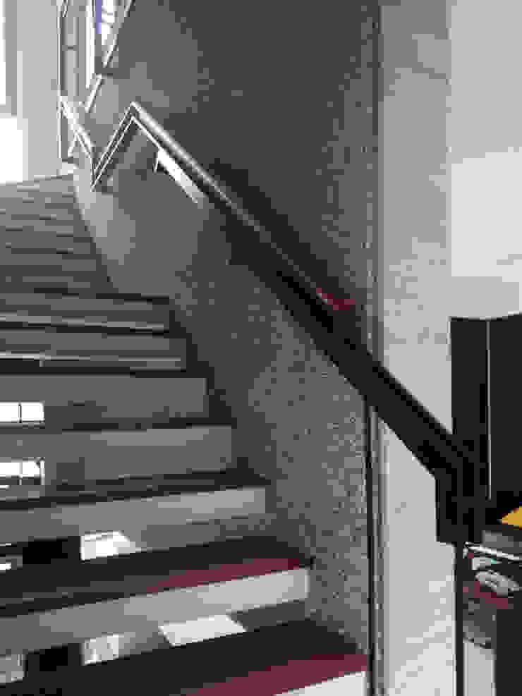 室內設計 五權 CD House 黃耀德建築師事務所 Adermark Design Studio 樓梯