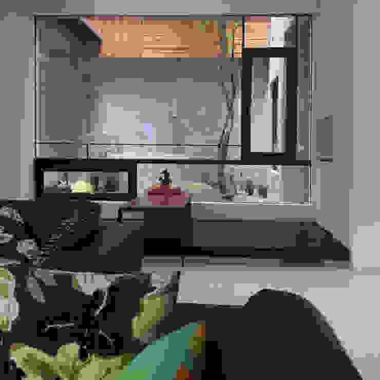 室內設計 五權 CD House 黃耀德建築師事務所 Adermark Design Studio 客廳