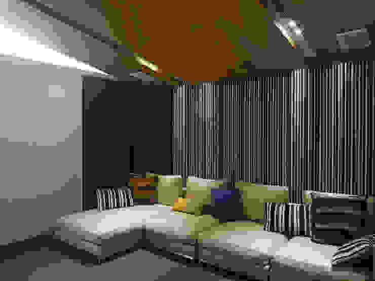 室內設計 五權 CD House 黃耀德建築師事務所 Adermark Design Studio 視聽室