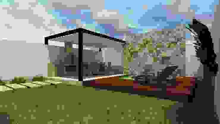 Pangea Arquitectura & diseño Тераса