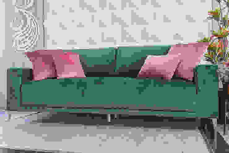 Sgabello Interiores Living roomSofas & armchairs Cotton Green