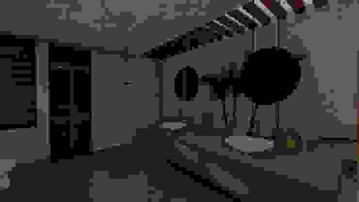 Modern bathroom by Pangea Arquitectura & diseño Modern