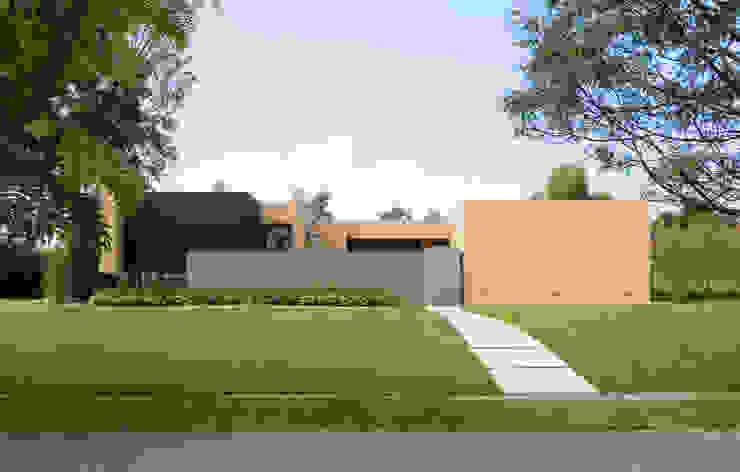 Casa el Molino Casas de estilo minimalista de David Macias Arquitectura & Urbanismo Minimalista