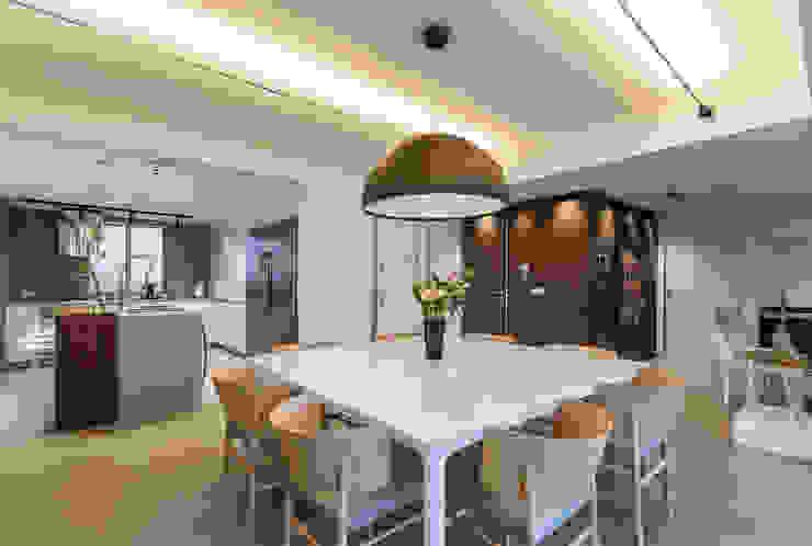 Ruang Makan by Design Group Latinamerica