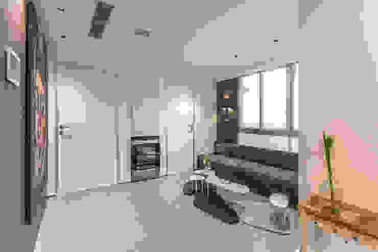 PASILLOS Design Group Latinamerica Pasillos, vestíbulos y escaleras de estilo moderno