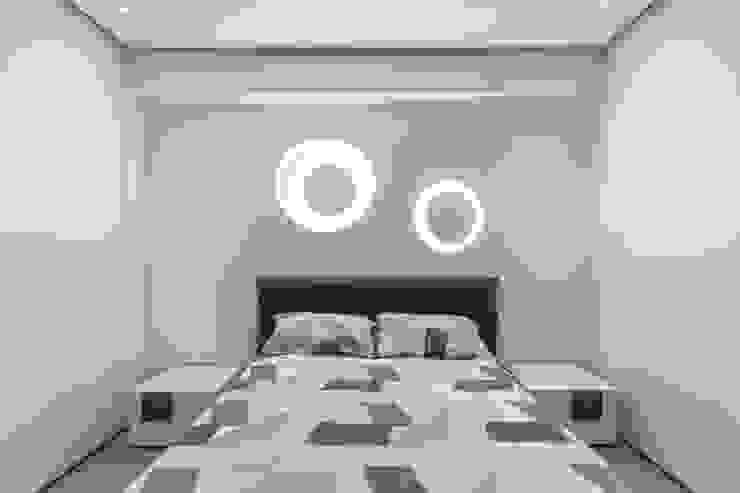 DORMITORIO Cuartos de estilo moderno de Design Group Latinamerica Moderno