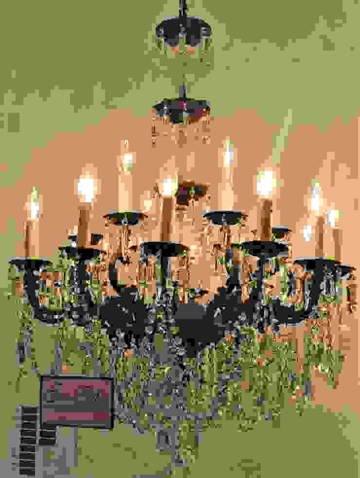 LAMPARAS CHANDELIER de lámparas Decorativas Edwin Castaño Ecléctico