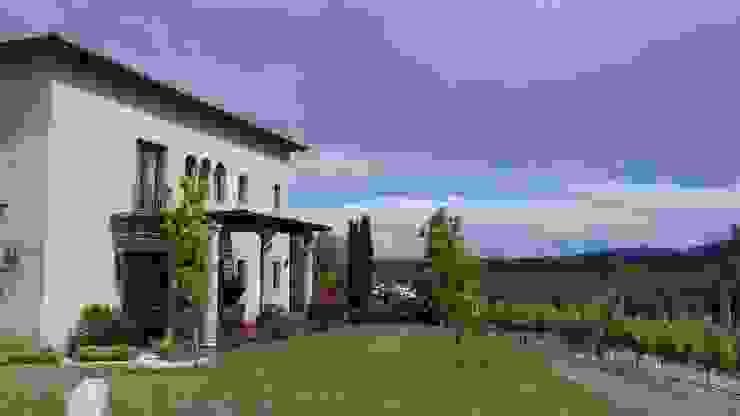 Vivienda en Algodon Wine Estates – Lote E11 de Azcona Vega Arquitectos Mediterráneo