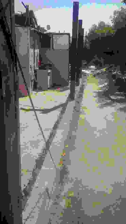 Muro perimetral. Albañileria confinada MSGARQ