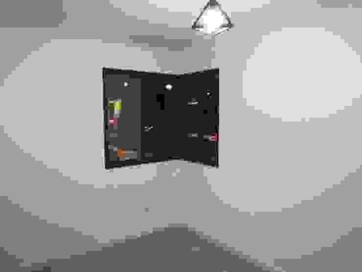 Dormitorio seguno piso MSGARQ Dormitorios de estilo mediterráneo
