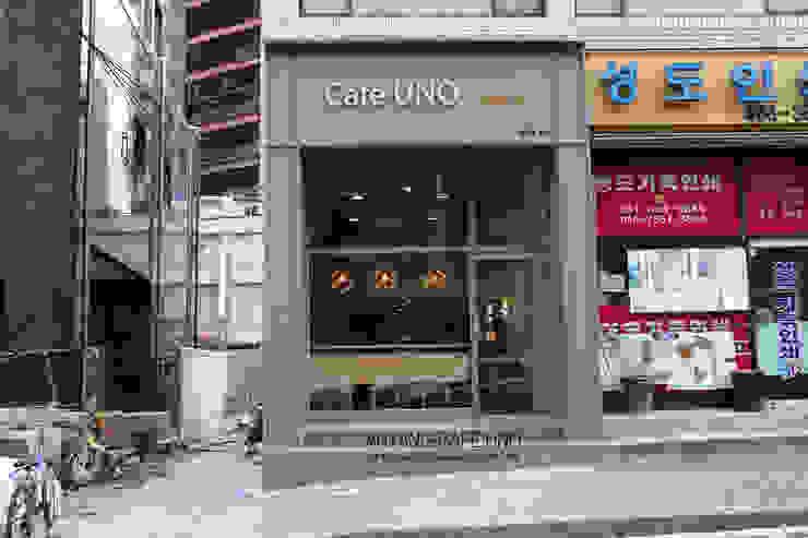 facade by 건축일상 모던