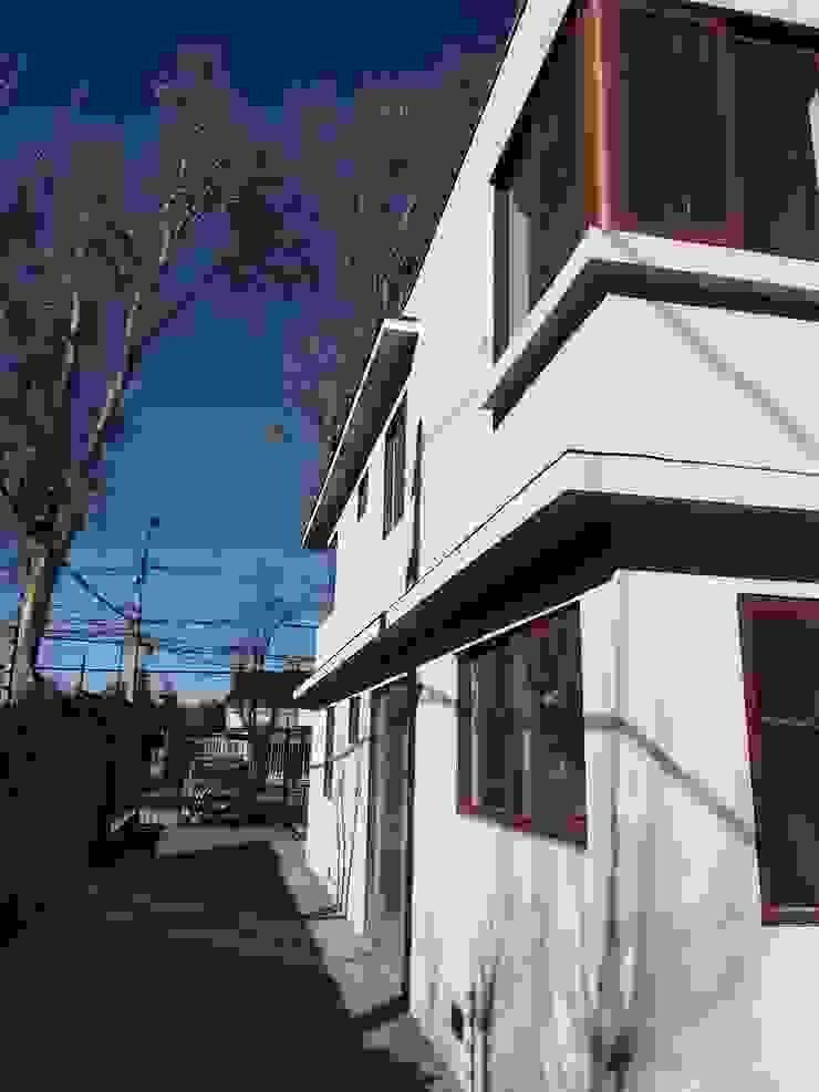 Desde el exterior MSGARQ Casas unifamiliares