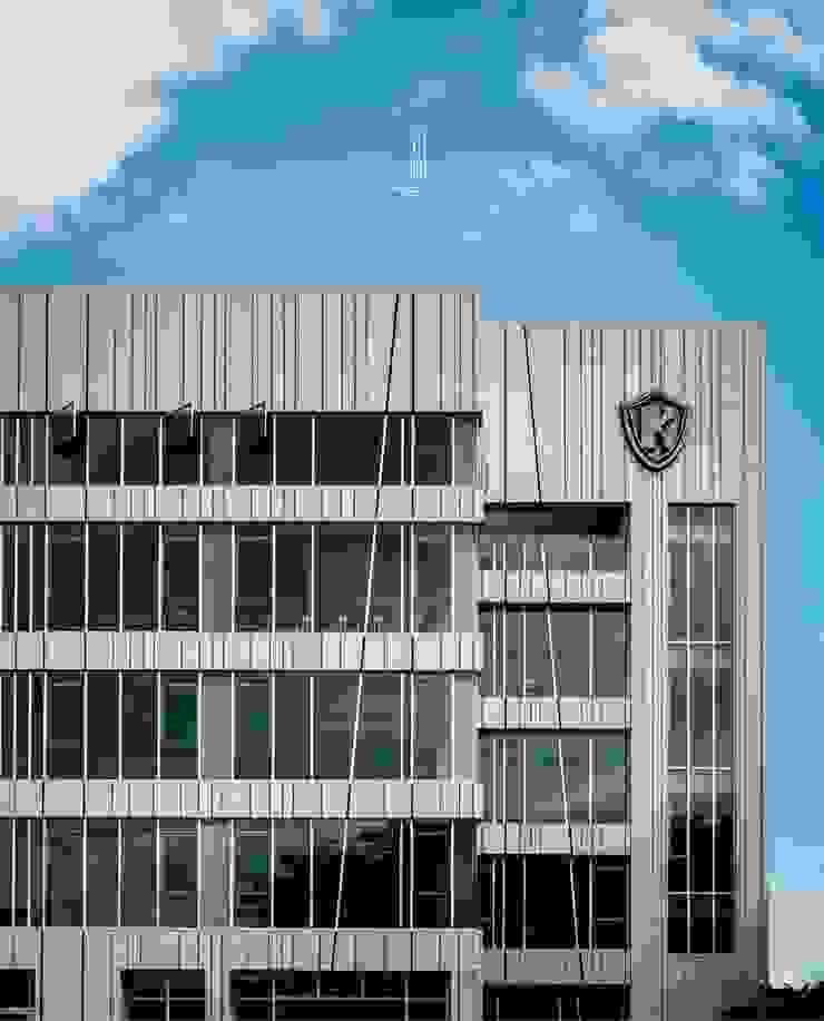 肯塔基文教 | 企業總部 根據 竹村空間 Zhucun Design 簡約風 花崗岩