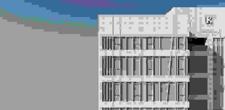 肯塔基文教 | 企業總部: 極簡主義  by 竹村空間 Zhucun Design, 簡約風