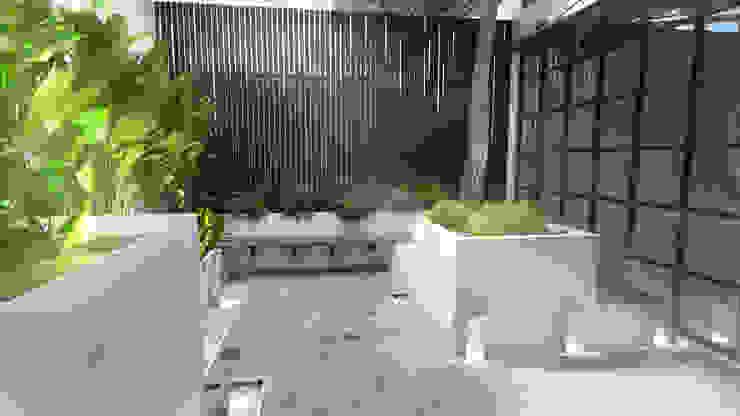 ANHSAO Showroom lighting: hiện đại  by MEG Design Studio, Hiện đại MDF