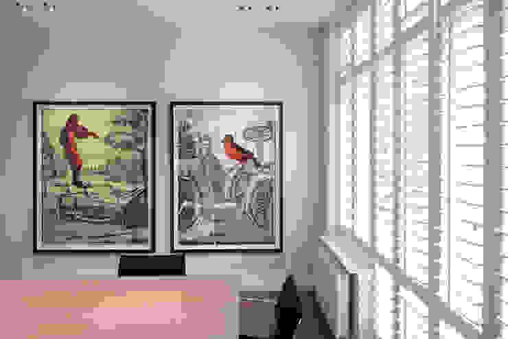 Kantoorvilla Amsterdam Moderne kantoorgebouwen van About Art Modern