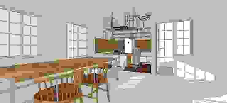 Renovasi Rumah Tinggal dan Interior Dapur Oleh jaas.design