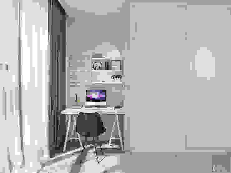Dormitorios de estilo moderno de ICON INTERIOR Moderno