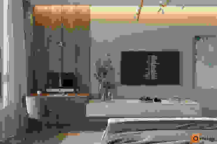 โดย Artichok Design มินิมัล ไม้ Wood effect