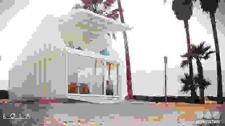 Kite House, catalogue house / Kite house, dom katalogowy od Kola Studio Architectural Visualisation