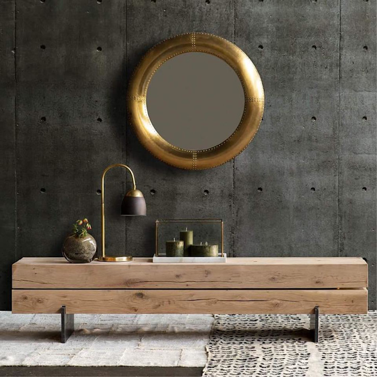 Industrial meets modern by Adore Design Industrial