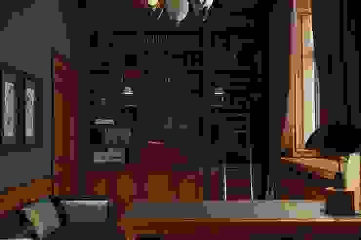 Bureau classique par студия Design3F Classique