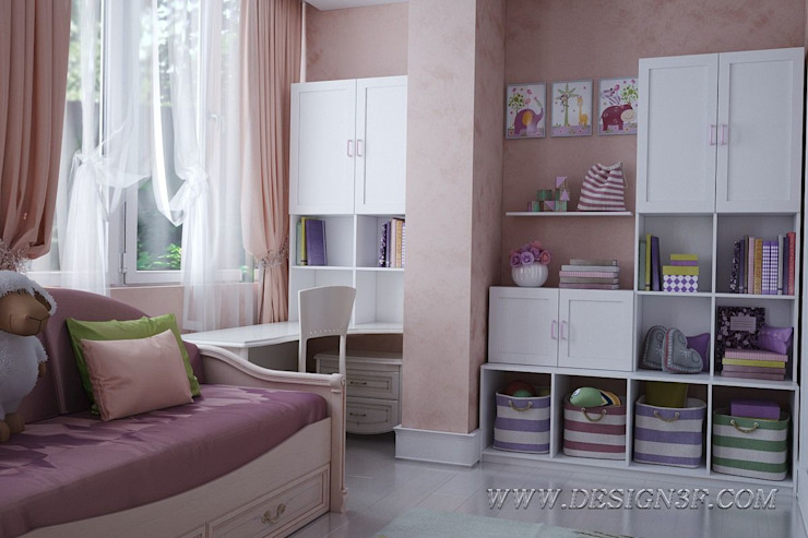 by студия Design3F Eclectic