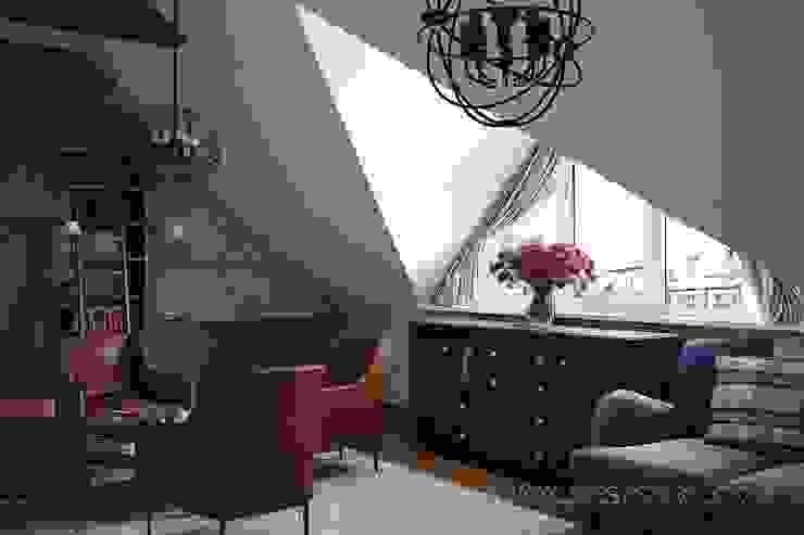 Livings de estilo ecléctico de студия Design3F Ecléctico