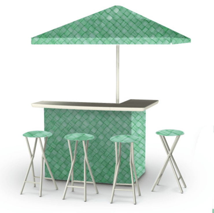 How to Host The Best Parties At Home With Outdoor Bar Furniture: modern  by Perfect Home Bars, Modern