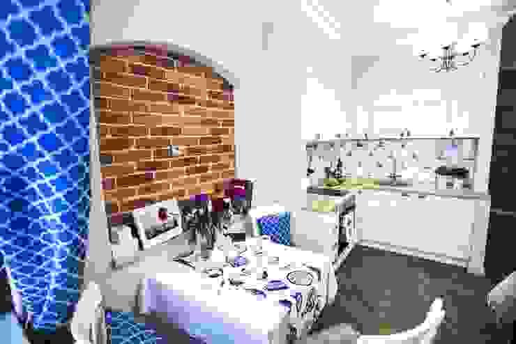 Гостевой дом на наб.реки Мойки Турбодизайн Кухня в классическом стиле