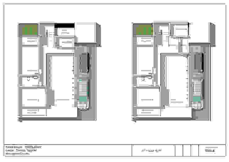 Denah Rumah 10Delapan Oleh jaas.design
