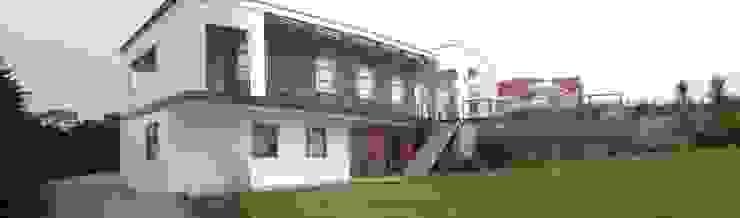Casa en Maitencillo Casas de estilo mediterráneo de Casas del Girasol- arquitecto Viña del mar Valparaiso Santiago Mediterráneo