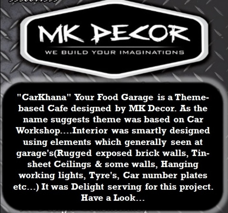 MK Decor Hoteles Ladrillos Marrón