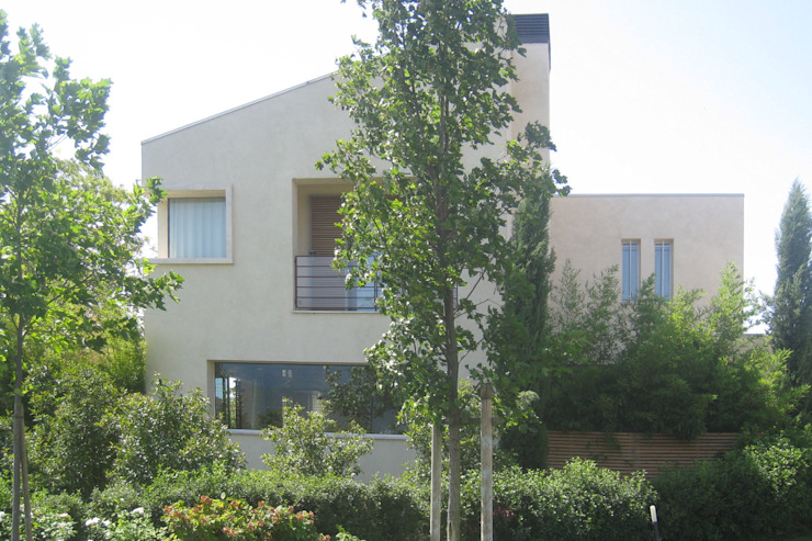 GIAN MARCO CANNAVICCI ARCHITETTO Casas unifamiliares