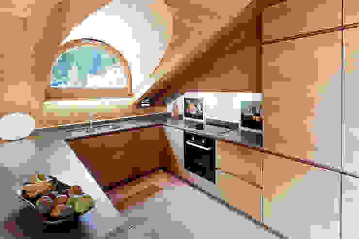 CUCINA Studio Architettura Macchi Cucina in stile scandinavo