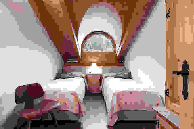 CAMERA DA LETTO OSPITI Studio Architettura Macchi Camera da letto in stile scandinavo