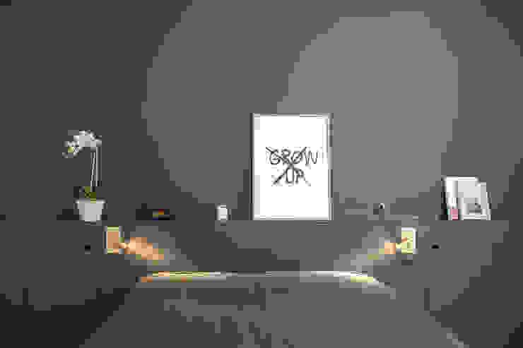 Tête de lit Chambre scandinave par SOHA CONCEPTION Scandinave