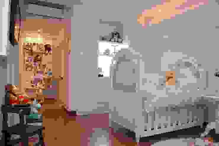 ANDREA PINTO DE ALMEIDA ARQUITETURA E CONSTRUÇÃO Baby room