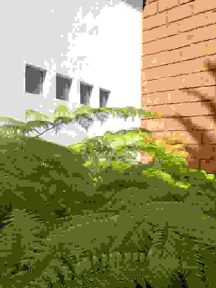 Daniel Cota Arquitectura | Despacho de arquitectos | Cancún Single family home Bricks White