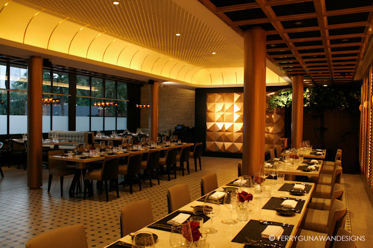 FerryGunawanDesigns Klassische Gastronomie