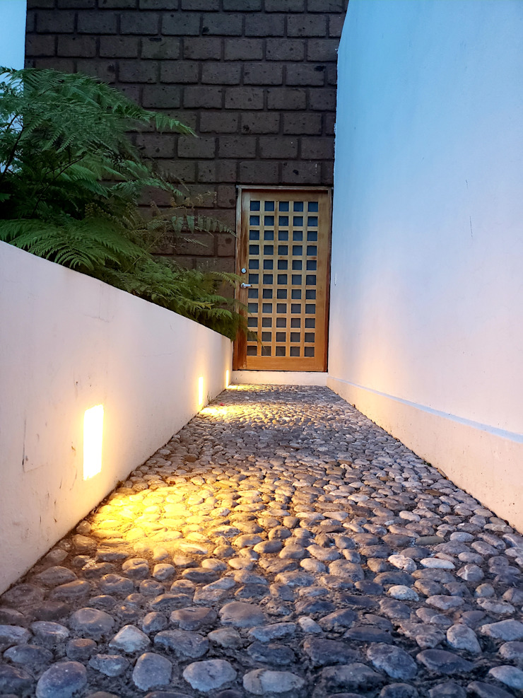 Daniel Cota Arquitectura | Despacho de arquitectos | Cancún Single family home Stone Multicolored