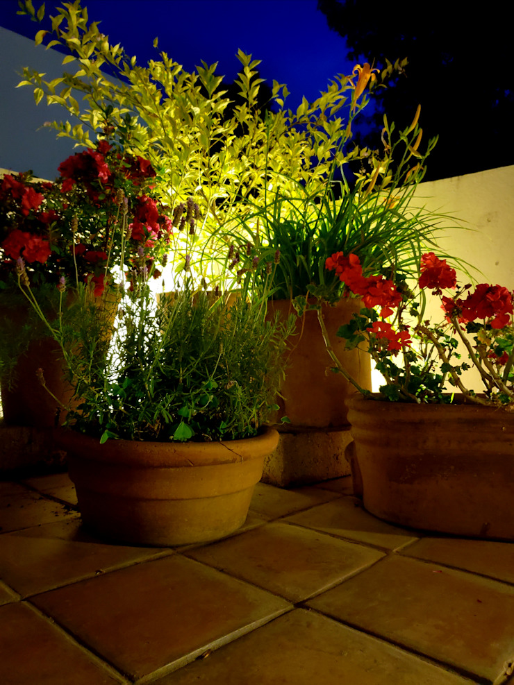Daniel Cota Arquitectura | Despacho de arquitectos | Cancún Modern balcony, veranda & terrace Bricks Multicolored