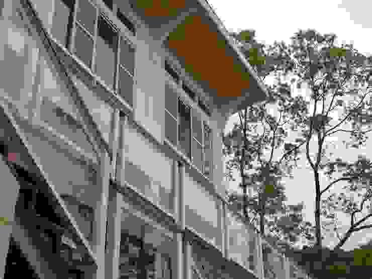 Nowoczesne domy od CPh ARCh Nowoczesny